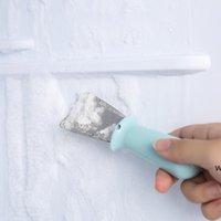 مكشطة الجليد أدوات تنظيف المطبخ أداة ثلاجة أداة الثلاجة الفريزر إزالة الجليد مكشطة إزالة الرموز تذوق الطفيل مجرفة HWE6601