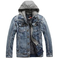 Hooded High Street Mens Jackets Solid Color Casual Loose Men Designer Coats Autumn Winter Single Breasted Outerwear