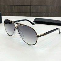 Pilot Gafas Sunglasses Women 909 Black New Grey Shaded Lens De Sol Glasses UV400 Shades Legends Men Gold Bbels