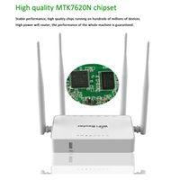 Original WE1626 Wireless WiFi Router For 3G 4G USB Modem With 4 External Antennas 802.11g 300Mbps openWRT Omni II Access Point 210607
