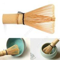 Matcha Green Tea Powder Whisk Matcha Bamboo Whisk 대나무 chasen 유용한 브러쉬 도구 주방 액세서리 분말 DAE40