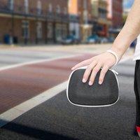 Custodia portatile portatile portatile con coperchio rigido con cinturino da polso per cinghia da polso per PS5 Dual Sense Controller Sacchetto di stoccaggio Controller di gioco impermeabile