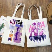 Yeni Varış Nana Anime Japon Harajuku Manga Ren Honjo Çanta Omuz Çantaları Rahat Alışveriş Kızlar Çanta Kadınlar Zarif Tuval Çanta