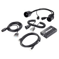 for WABCO Diagnostic KIT (WDI) Trailers Trucks Diagnose tool supports WABCO system
