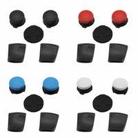 Контроллеры игр джойстики 5 в 1 Аксессуары Управляйте Кнопка защиты Клавиши ключей Защита Служба ключей Нескользящая рокер для PS5 D-PAD