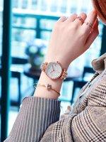 손목 시계 라이브 온라인 기질 성격 Fasina 방송 다목적 판매 쿼츠 여성용 워치 즈비