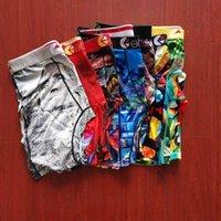 Erkek tasarımcı stokta rastgele renk Stok iç çamaşırlar nefes pamuk boksörler külot erkekler külot hızlı kuru sizxhy9jw