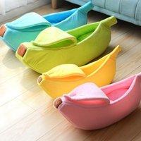 Katzen-Hundenest-Nest Warme Water Sleepg-Tasche in der Sommerkatze-Villa-Katzenhaus Kleine Dog Pet-Produkte