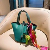Mode Luxus Designer Taschen Frauen Qualität Korb-Stil Weberei-Elemente High-End-Textur und exquisite Aussehen Designer Damen Handtaschen Geldbörsen2021