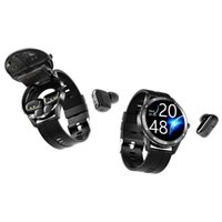 X6 Hearphone With Watchse Wristbands smartwacth Passometer Pressure Blood Fitness Tracker heart rate monitor earphone For Android Band Smart Watch U8