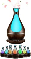 Humidifier for Essential Oils 400ML Upgraded vaporizer scent diffuser Aromatherapy Air Humidifier7-Color LED Lights Ultrasonic Cool Mist