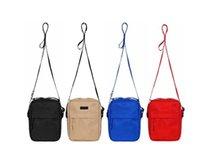 2021 رسول حقيبة أعلى جودة أكسفورد الهيب هوب الصليب الجسم أكياس الرجال في الرياضة حقيبة الصدر الأزياء ykk سستة حقائب الكتف 4 ألوان