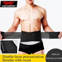 High Elastic Breathable Belt Ajustable Waist Support Brace Fitness Gym Lumbar Back Supporter Protection