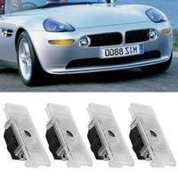 Светодиодный автомобиль Дверной декор Свет Авто Auto logo Лазерный проект Добро пожаловая лампа Призрак тень Люки Прожектор для E39 E53 E52 528i Интерорексе Interioorexter