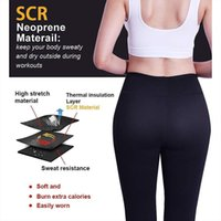 Sweat Pants Slimming Solid Womens Legging High Waist Push Up Thermal Neoprene Tummy Control Leggins Pantalones