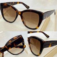 SLM75 nova moda óculos de sol uv proteção para mulheres vintage gato olho completo quadro popular qualidade de topo vêm com o caso h8ox