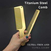 Pansement de découpage en métal en aluminium d'aluminium d'aluminium d'aluminium pour les barbiers