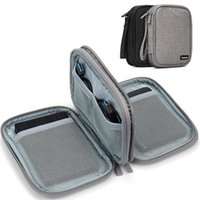 Storage Bags Travel Electronics Cable Bag Portable Organizer Case For Mobile Phone Hard Drive Cords USB Cables Charger