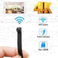 Portable WiFi IP Mini Camera Night Vision Remote View P2P Wireless Micro Webcam Camcorder Video Recorder Cameras
