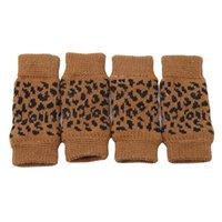 Abbigliamento per cani 4pcs / Set Arrivi Arrivi calda del ginocchio Protezione anti-skid Gamba per le gambe PET Socks Protezione congiunta di copertura di alta qualità
