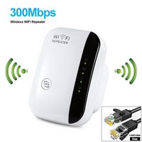 Wireless-N WiFi Repeater 802.11n / B / G Network Wi-Fi Routers 300 Mbps Range Expander Segnali di espansione Booster Extender WiFi AP WPS Crittografia 210607