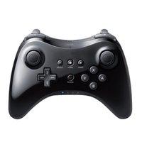 Para Nintend for Wii U Pro Controller USB Classic Dual Analog Bluetooth Bluetooth Remote Controlle para Wiiu Pro U Gamepad