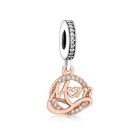 Mother' s Day Series 925 Sterling Silver Fit Original Pa...