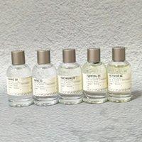 Ev bahçe koku le etiket kiti eau de parfum keşif set 5 * 10 ml gaiac 10 Rose 31 Noir 29 Santal 33 Vetiver 46