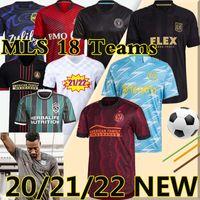 2020 2021 Manchester Fußballtrikot 20 21 G. JESUS CITY STERLING FERRAN DE BRUYNE KUN AGUERO Fußballtrikots MAN Uniform Männer + Kinder Trikot