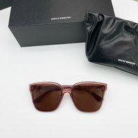 Gentle Monster RICK Series Classic Sunglasses Couples Sun Glasses Travel Leisure Fashion Polarized Lenses Women Men GM Glasses