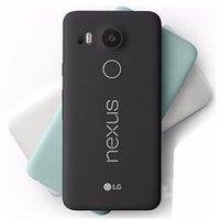 Original recondicionado LG Nexus 5x H790 H791 5,2 polegadas Hexa Core 2GB RAM 16GB 32GB ROM 12.4MP desbloqueado 4G LTE Smart Mobile Phone DHL 5 pcs