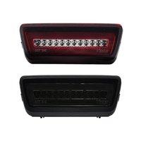 Lumières de secours de voiture LED Brouillard arrière Sauvegarde de frein de freinage inversé Lampe de pare-chocs pour X-Trail T32 Rogue Juke Murano