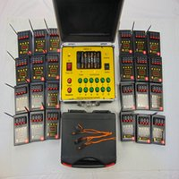 Shooting Wire seller 96 Cues switch Party Supplies Machine Home fireworks Firing System Garden FedEX/DHL Free fast deliver one set/lot Special effects