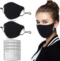 Baskılı Komik Yüz Maskesi Yetişkin Ayarlanabilir Sapanlar Yıkanabilir Kullanımlık Kumaş Maskeleri Mascarillas Haze Facemask Bisiklet Kapaklar