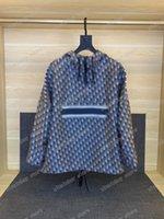 21s homens impressos designer jaqueta paris duplo d letra jacquard impressão roupas de manga longa mens camisa tag branco cor preta 05