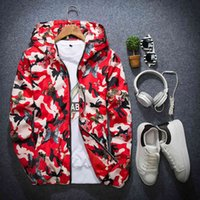 Mens Hoodie Jacket 2019 New Autumn Butterfly Print Men Windbreaker Zipper Coat Male Casual Outwear Brand Clothing
