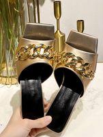 Metall Slipper 2021 Oran Oasis Leder Sneaker Schuh Sommer Sanda Gestreifte Damen Sandale