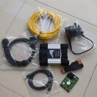 Pour BMW ICOM 3 sur 1 Outil de programmation de diagnostic pour BMW ICOM Suivant avec Software HDD SSD