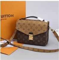 """المصممون المصممين orignal حقيقية حقيقية جلدية سيدة حقيبة رسول الأزياء حقيبة الكتف حقيبة يد محفظة LV """"لويس"""" فيتون فيتون"""