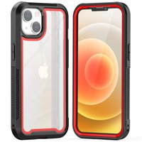 Shockproof Phone Cases For iPhone 13 12 11 Pro Max XS XR 7 8 Plus Samsung S21 Armor hybrid Protective Back Cover