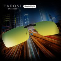 Sunglasses Chapters Day and Night Eyes From Polarized Sun Functional Glass Clip Colored Glasses for View Eye Contact Guide Ry1287