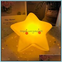 Candle Décor Home & Gardenluminous Doll Holders Bedroom Table Lamp Bedside Night Light Childrens Room Art Decoration Household Wall Toy Gift