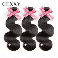 """Onecut Hair Body Wave 8 """"-40 дюйма P бразильский реми волосы натуральный цвет 3шт 100% человеческие волосы плетение пакетов 30 дюймов"""