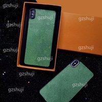 Top Mode Designer Portefeuille Téléphone pour iPhone 12 11 PRO Max XS Xsmax 7 8 plus Couverture de poche en cuir de haute qualité Couverture de téléphone portable S-15