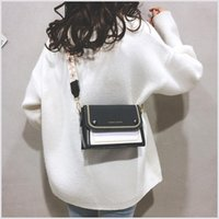Lüks S2021 Moda Omuz Çantası Mobil Messenger Yeni Ins Bayan Trend LXVLK
