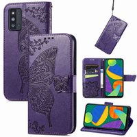 Phone Cases Suitable for Samsung GALAXY Note 8 9 10 10Pro 10Lite 20 20Ultra Exquisite Butterfly Relief Cover