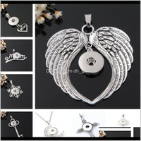 Colliers DIY NOOSA Collier Fit Boutons Snap 18mm Boutons Snaps Ginger Pendentif Fashion B117 Reelo 36Sgi