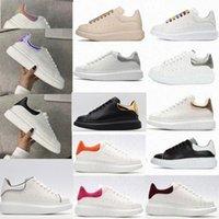 2021 مصمم أحذية الأزياء أحذية رياضية جلدية الدانتيل يصل منصة المتضخم وحيد أبيض أسود كلاسيك بيضاء بلات الشكل