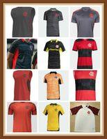 21 22 Flamengo Soccer Jersey 2021 2022 البرازيل Supercopa Final Guerrero Diego Vinicius JR Jerseys Gabriel B كرة القدم بعيدا الكبار مرمى المرمى لاعب