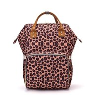 Diaper Bags Bag Original Lequeen Large Capacity Fashion Mommy Backpack Maternity Baby Stroller For Travel